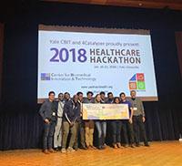 yale health hackathon